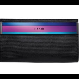 MAC Enchanted Eve Makeup Bag Black NIB Holiday